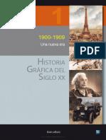 Historia Grafica Del Siglo XX. Vol. 1 1900-1909
