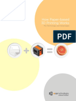 White Paper How Paper Based 3D Printing Works