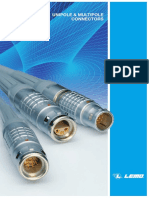 Lemo - Unipole & Multipole Connectors