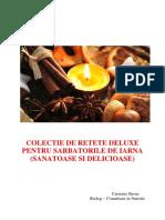 Colectie de Retete Deluxe - Sarbatori de Iarna
