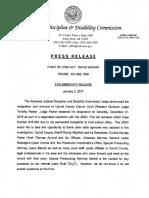 JDDC Parker Press Release