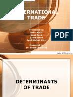 Economic International Trade