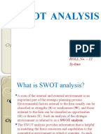 swot analysis of wipro Find the latest and comprehensive swot & pestle analysis of wipro, cognizant etc have cognizant swot analysis has been conducted by bibhu prasad nayak and.