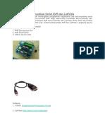 Komunikasi Serial AVR Dan LabView