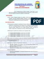 I Torneo Regional de Ajedrez - Pimentel 2017