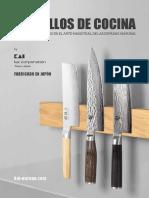 Cuchillos Kai Portada