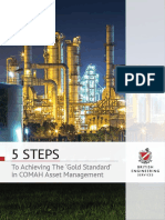 5 Steps to Achieving the Gold Standard in Comah Asset Management