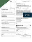 Enrolment Form India