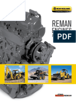 NH CE Reman Engines Application Guide