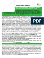 Edital Final Publicao IFPR