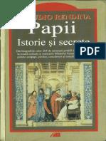 Claudio Rendina - Papii. Istorie si secrete
