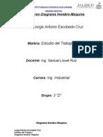 Diagrama Del Proceso de Operación