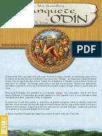 Banquete de Odín Reglas en Castellano