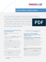 Famiies USA Indiana Fact Sheet