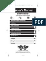 Manual Ups 300