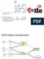 What  is VoLTE-1
