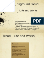 Freud Life and Works