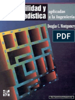 Probabilidad y Estadística Aplicadas a la Ingeniería (Montgomery - Runger) - 2º Edición [Cap 1 - 8]