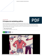 6 Truques Do Marketing Politico _ Superinteressante
