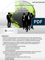 AJC - Professional Business Plan Writer