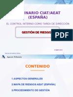 España-mapas Riesgos Seminario Ciat-Aeat