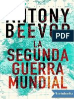La Segunda Guerra Mundial - Antony Beevor