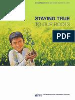 Fauji Fertilizer Annual Report2015