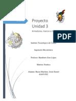 Proyecto de Acreditación- Estática