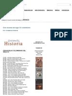 Cien Novelas Del Siglo XX Colombiano _ Banrepcultural