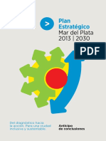 Plane Strategic o Mdp
