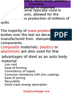 VBE Unit 4 Body Materials