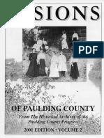 VisionsOfPauldingCounty 2001 Volume 002