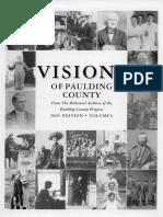 VisionsOfPauldingCounty 2005 Volume 006