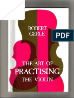 Robert Gerle - The Art Of Practising The Violin.pdf