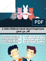 A Little Children's Book About Forgiveness - أفكار حول الصفح