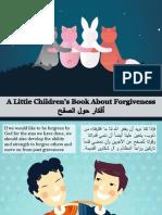 A Little Children's Book About Forgiveness - أفكار حول الصفح