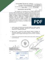 Instructivo Cambio de Carreras 2016 UTA