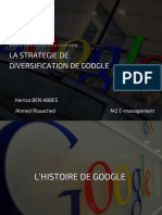 La Strategie de Diversification de Google