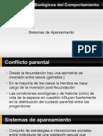 Sistemas de Apareamiento y Cuidado Parental