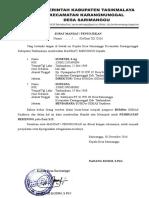 Surat Mandat Bumdes