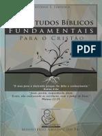 Sete Estudos Bíblicos Fundamentais Para o Cristão