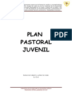 Formato Para Plan Anual de Pastoral Infantil