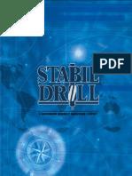 Stabil Drill Company Brochure
