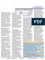 Pharmacy Daily for Wed 04 Jan 2017 - APP2018 to be held in May, New QUM standard, St Ives lawsuit, Health and Beauty and much more