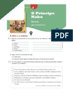 Guião de Leitura - O Príncipe Nabo