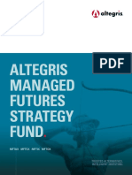 Altegris - Managed Future Managers