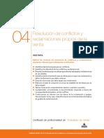 resolucion de conflictos  y reclamaciones propios de venta.pdf