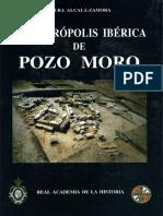 ALCALÁ ZAMORA, L. 2003 - La Necrópolis Ibérica de Pozo Moro