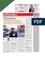 Un rabino antisionista (entrevista del El periódico al presidente de Neturei Karta)