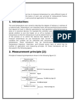 Temprature Measurement